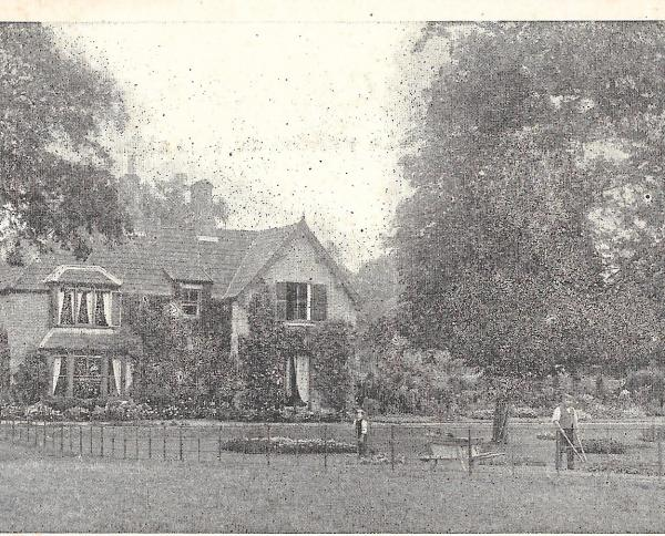 The Dower House (now Coney Weston House)