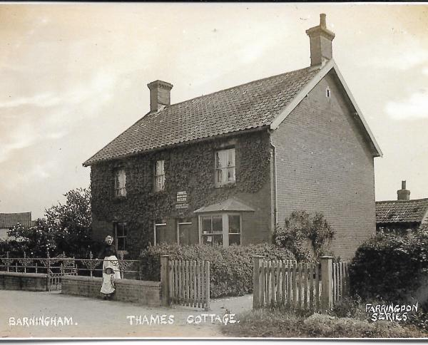 Thames Cottage
