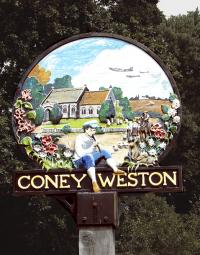Coney Weston Village Website logo